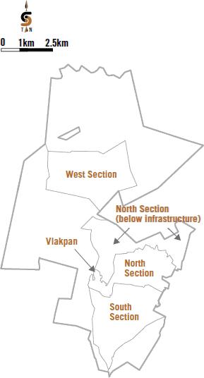 Beatrix shafts [map]