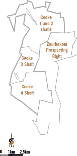 Cooke shafts [map]